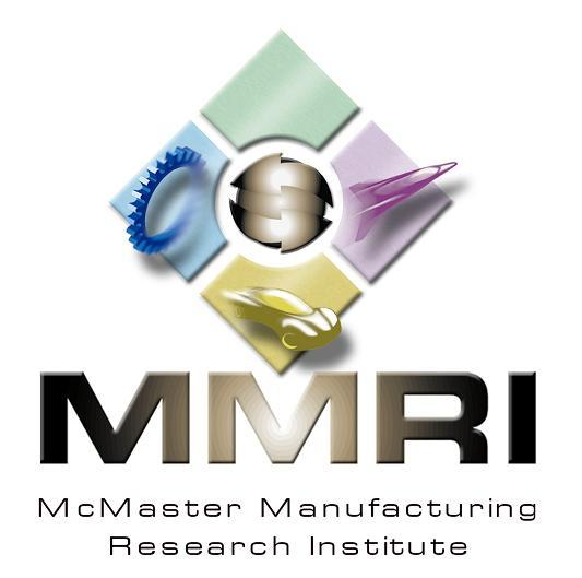 McMaster Manufacturing Research Institute